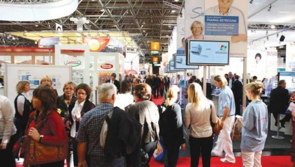 13-15.10.2015 CPhl Trade Show in Madrit